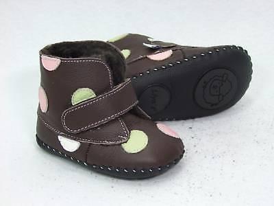 Liya's Winterschuhe Babyschuh Booties Leder  Gr. 21